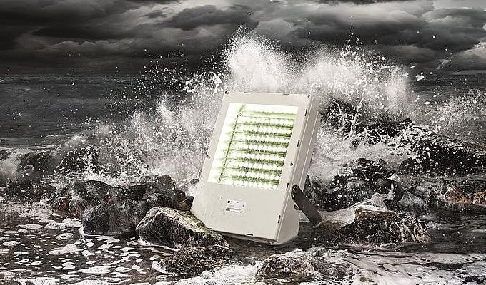 Low Maintenance LED Floodlights