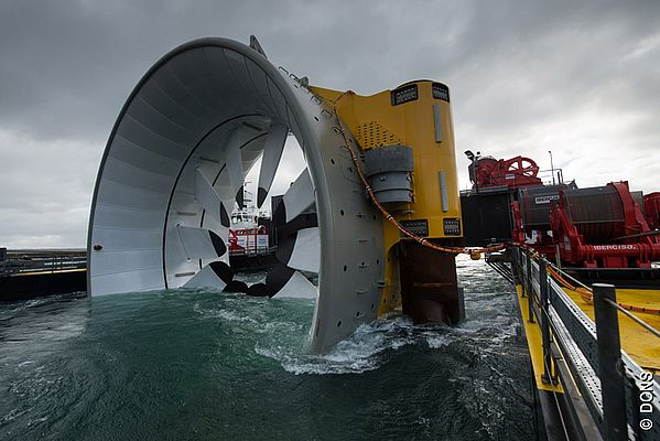 The Powerhouse of a Global Tidal Energy Industry will be France