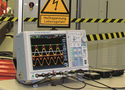 8-channel oscilloscope DLM4000