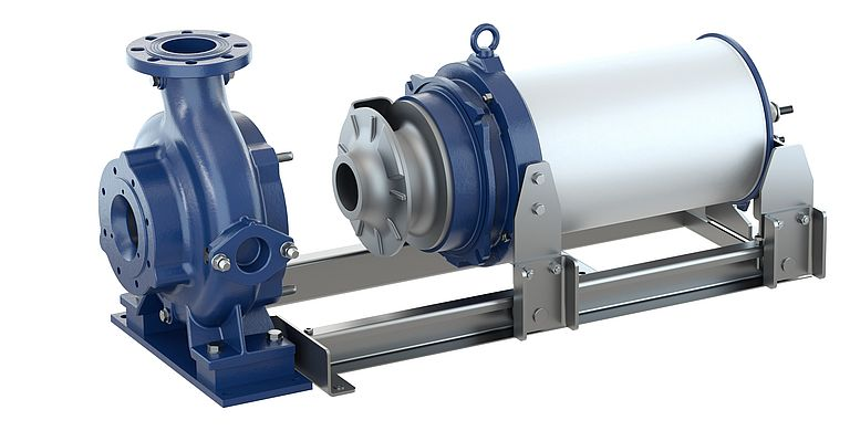 Easy-to-maintain Waste Water Pumps