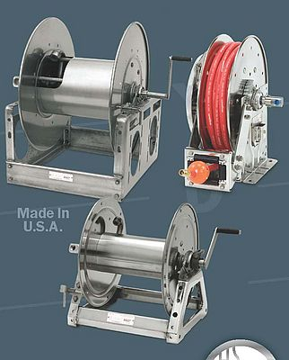 Cable Reels and Hose Reels