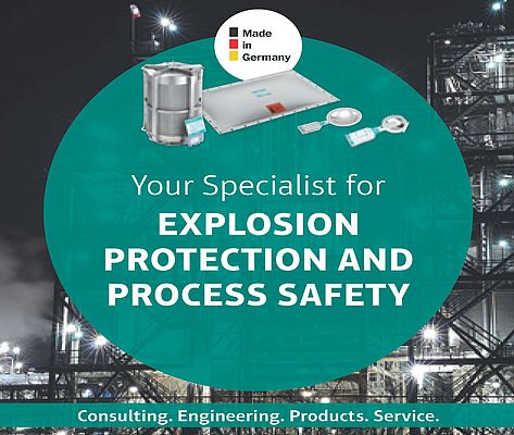 Explosion Protection and Process Safety