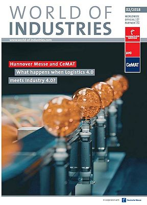 "HANNOVER MESSE AND CEMAT IN THE ""WORLD OF INDUSTRIES"""