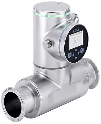 SAW Flow Measurement Device