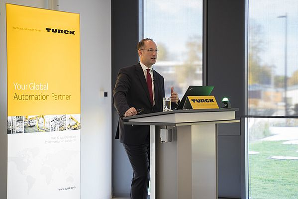 Two-Digit Growth for Turck Once More