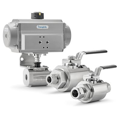 Ball Valves and Accessories