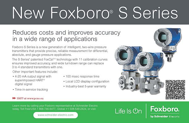 New Foxboro S-Series