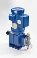Metering Pumps for the Water Industry