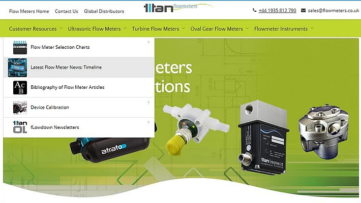 Titan Enterprises Website Has a New Customer Resource Section