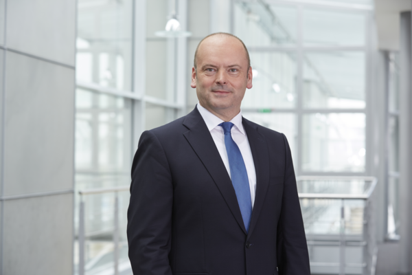Leaving the Aucotec Management Board on 1 April 2018: Markus Bochynek