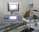 PLC with color touchscreen HMI & snap-in I/Os