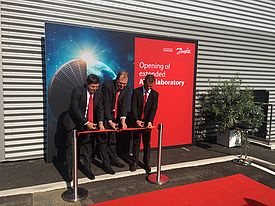 DANFOSS INAUGURATES THE LARGEST ATEX LABORATORY IN EUROPE