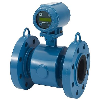 Magnetic Flow Meters with NAMUR Certification