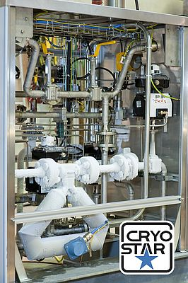 Coriolis flowmeters provide accurate measurement