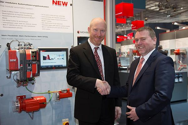 GE Power and Sew-Eurodrive Signed a Partnership