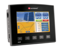 "All-in-one PLC + HMI+ I/O -  4.3"" Touchscreen"