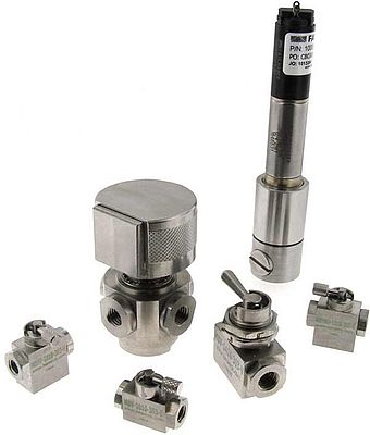 Rotary Selector Valve