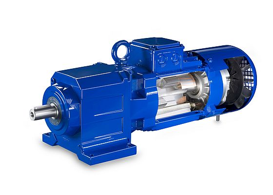 Improved Motor Efficiency in the Water Industry