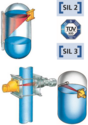 SIL rated Level Switch, Density and Level Gauge