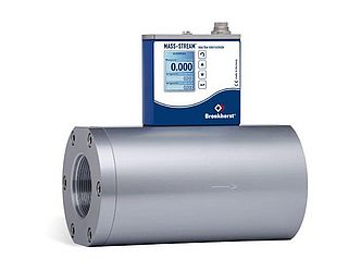 Robust Mass Flow Meters and Controllers for Gases