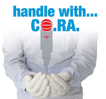 handle with... CO.RA.