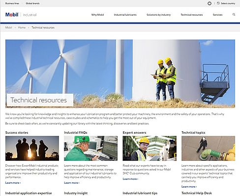 New Digital Knowledge Centre Launched Online by ExxonMobil