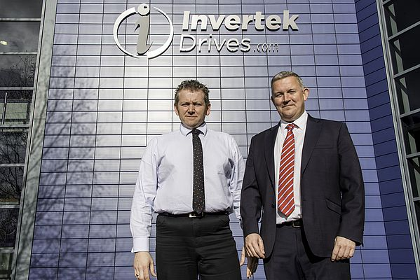 Invertek Strengthens its Presence in North America