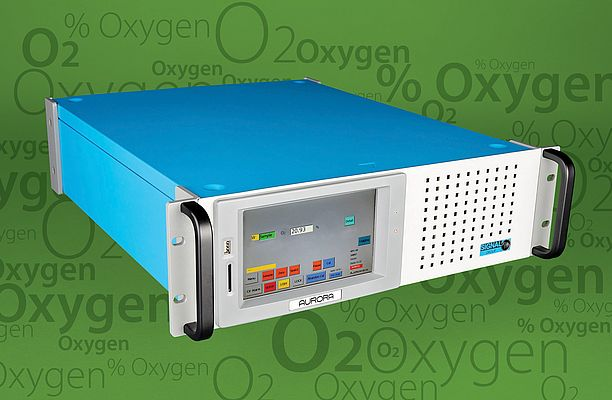 Advanced Oxygen Analysers