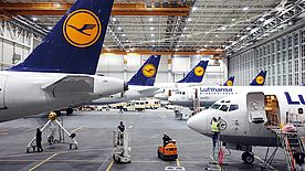Pepperl+Fuchs and Lufthansa Technik AG Founded the Start-Up 3D.aero