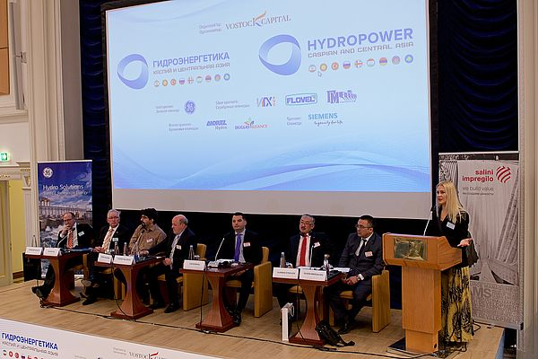 Facts and Figures from Hydropower Caspian and Central Asia