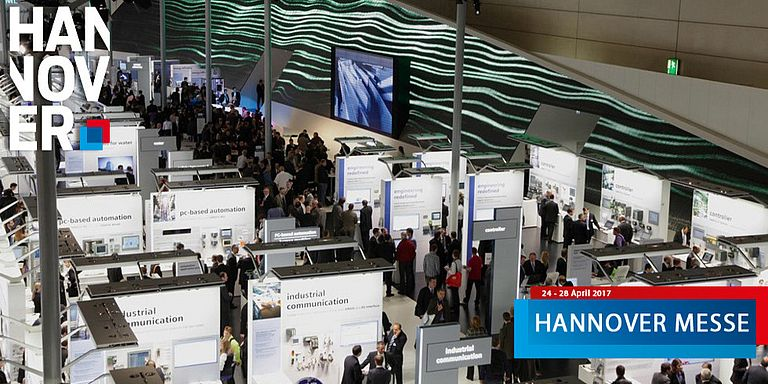 Looking Forward to.... 2017 HANNOVER MESSE