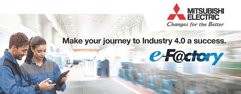e-Factory: The Journey to Industry 4.0