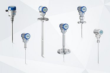 Guided Radar Level Transmitters