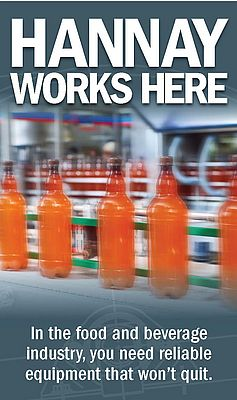 HANNAY Works Here: Reels for Food and Beverage