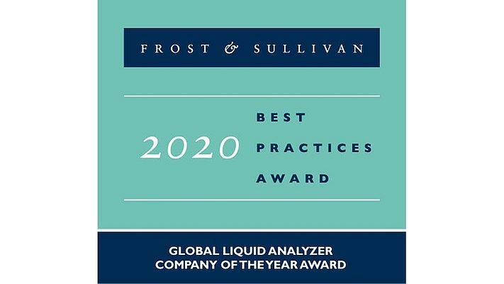 Endress+Hauser Honored With Frost & Sullivan Award