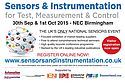 Sensors & Instrumentation for Test, Measurement & Control 2015