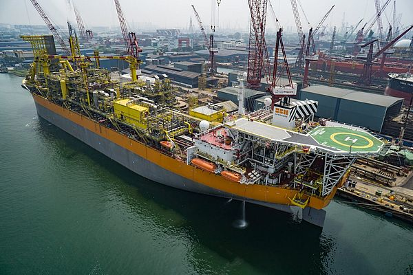 The World's Deepest Offshore Oil and Gas Project