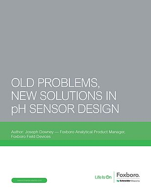 Old Problems, New Solutions in pH Sensor Design