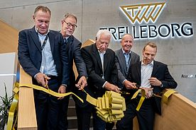 Trelleborg Inaugurates New Sealing Solutions Innovation Center in Germany