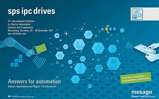 SPS/IPC Drives 2017