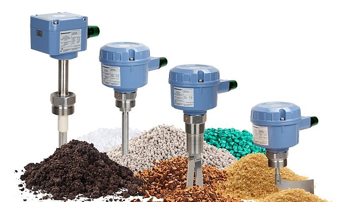 Level Switches For Solids Applications