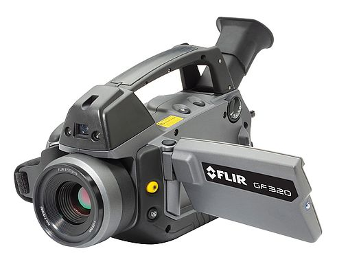 Optical Gas Imaging Camera FLIR GF320
