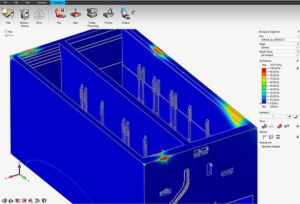 Altair Acquires Provider of Polyurethane Foaming Simulation