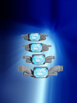 In-Line Ultrasonic Flow Meters