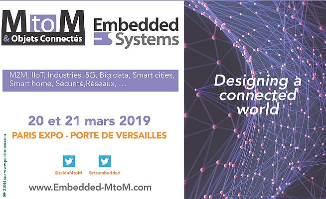 M to M & Embedded Systems 2019