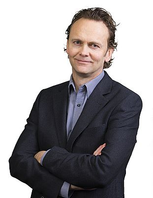 Anders Hansson, directeur marketing de HMS
