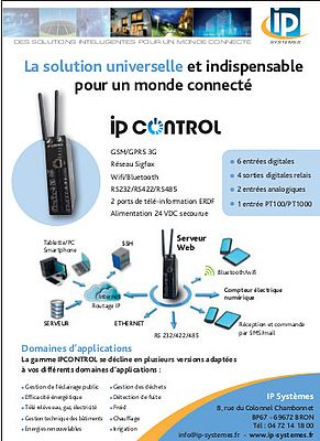 IP Control : une solution universelle