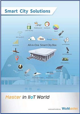 Womaster les Smart City Box