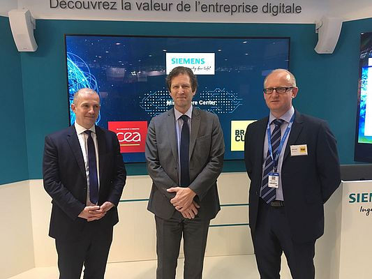 Un centre de R&D dédié au digital et à la data intelligence