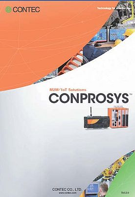 Solution M2M/ IoT Conprosys
